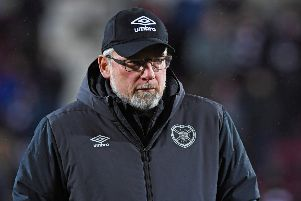 Hearts boss Craig Levein. Picture: SNS Group