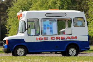 Ice cream vans were reported to the noise complaints department at City of Edinburgh Council. Picture: Getty Images