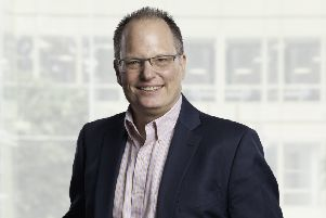 Cashplus chief executive Rich Wagner shared the firm's ambitious Scottish expansion plans. Picture: Contributed