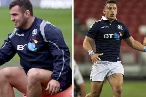 Scotland rugby stars launch own special coffee brewing business