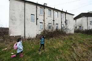 Child poverty is forecast to see a rise of 80,000 by 2022. Picture: John Devlin