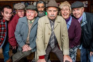 The last ever episode of Still Game will be broadcast on the new BBC Scotland channel next week.