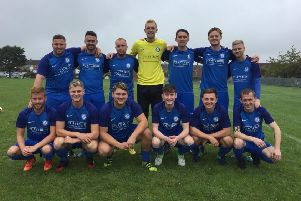 Wallyford Bluebell progressed to the last four of the Sunday East of Scotland Amateur Cup