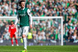 Liam Henderson assisted twice in the 2016 Scottish Cup final. Picture: SNS