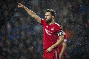 Graeme Shinnie is a target for both Luton and Rangers