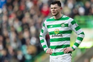 Oliver Burke is reportedly a target for English Premier League club Crystal Palace