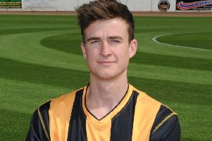 Steven Notman spent 11 seasons with Berwick Rangers
