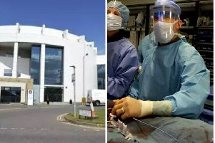 Six people died from infections after operations.