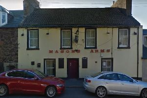 The Masons Arms in Belhaven will be renamed