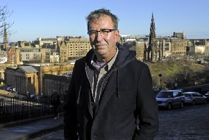 Pete Irvine should be applauded for recognising the problem of 'over-tourism' in Edinburgh. Picture: Neil Hanna