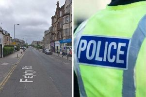A man was seriously assaulted on Ferry Road. Pic: Google Maps/Police Scotland
