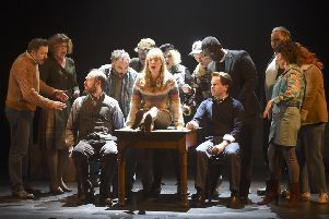 The stage musical version of Local Hero has been acclaimed by critics. (Picture: Lisa Ferguson)
