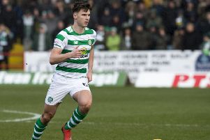 Kieran Tierney missed Scotland's Euro 2020 qualifiers against Kazakhstan and San Marino