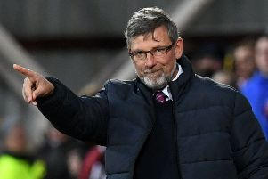 Craig Levein believes the international break came at a good time for Hearts
