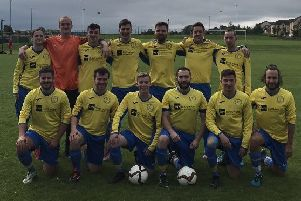 Cavalry Park amateurs swept aside Sporting Saughton