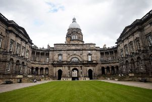 Students at the University of Edinburgh have been accused of sparking a race row after allegedly wearing 'yellow face' make-up to a Chinese New Year party. Picture: JP