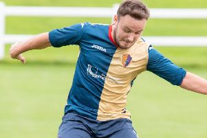 Sean Winter scored the goal that clinched the title for East Kilbride