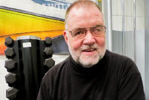 Fraser Watt, 60, spent four weeks in intensive care after he collided with a tractor' near St Andrews, Fife.
