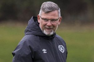 Craig Levein's full focus is on Saturday's clash with Aberdeen