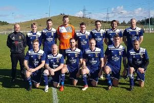 Tranent FC won their first trophy since reforming in 2014