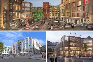 Artists' impressions of the new development. PIC: Queensberry Properties