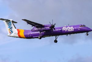 Flybe has grounded dozens of planes this morning (Wednesday).