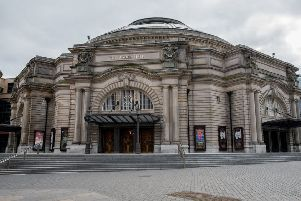 The Usher Hall has been affected by the power outage. Pic: anastas_styles/Shutterstock