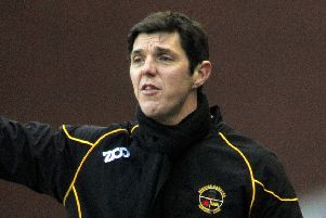 Ian Little was Whitehill's third manager this season