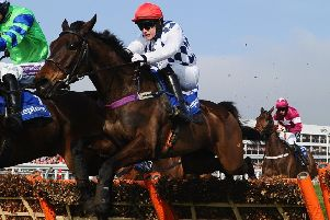 Rathvinden has the required stamina to win the Grand National