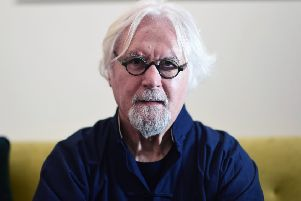 Everyone knows Billy Connolly has Parkinson's but how much to people really know about the disease? Picture: John Devlin