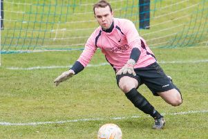 Bryan Young was the hero for Bonnyrigg Rose