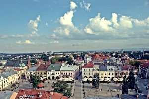 Krosno  in Poland prospered due to the wealth of Robert Porteous, from Midlothian, who traded in wine and supplied the King's table in the 17th Century. PIC: Creative Commons/Janalexandernovalia.
