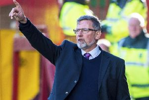 Hearts manager Craig Levein has come in for criticism following Hearts' defeat by Hibs on Saturday