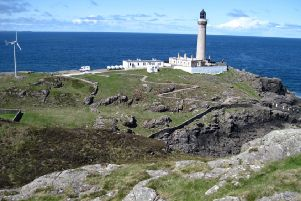 The Ardnamurchan Lighthouse could be your home for the summer. PIC: www.geograph.org/Chris Wimbush