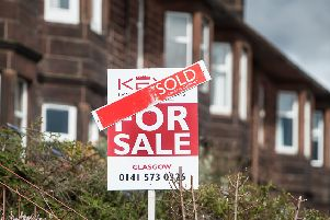 Inquiries from new buyers fell across Scotland in March