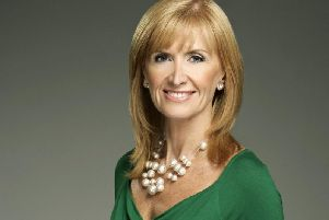 Jackie Bird has presented Reporting Scotland for the last 30 years.