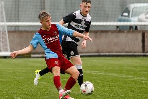Jack Wright knows it has been a season to forget for Whitehill Welfare. Pic: TSPL