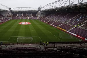 Hearts have closed Section G of the Wheatfield Stand with immediate effect
