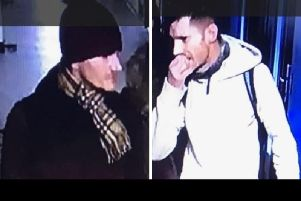 Police have released these CCTV images