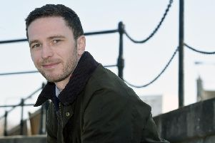 Edinburgh film maker Ken Petrie prepares for premiere of Enemy Within