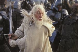 Ian McKellen, who played Gandalf in the Lord of the Rings films,  has expressed his interest in reprising his role for the TV series.