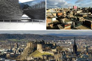 Conde Nast Traveler has rated Dundee ahead of Glasgow and Edinburgh in its new guide. Pictures; Creative Commons