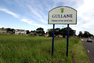 How you say this word is a matter of some debate. Is it Gullin or Gillin? Could it even be Gillane or 'Gullane'? (Picture: Bill Henry)