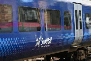 ScotRail has warned there will be disruption.