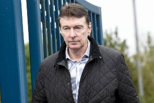 Former Rangers director of football Gordon Smith. Picture: SNS Group