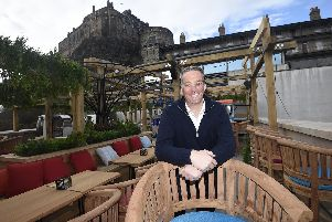 7 of the best rooftop bars in Edinburgh where you can ...