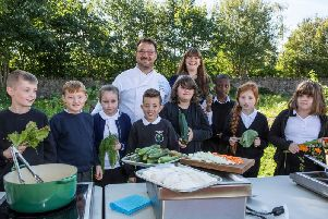 The team behind Edinburgh Food Social, who have been working to enhance lives through food since 2015, have embarked on an ambitious project to launch a cookery school and training hub for young people across the capital.