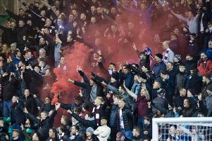 Hearts still have tickets left for the away end at Easter Road