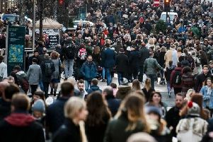 Scotland's population hits record high despite 'hostile environment' at Westminster