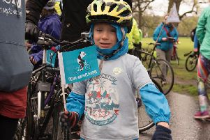 The events are to lobby for cycle safety. Picture: Iona Shepherd